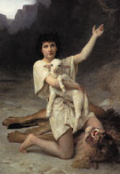 Elizabeth Jane Gardner The Shepherd David 1895