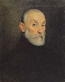 Giovanni Battista Moroni Portrait of an Old Man c1575