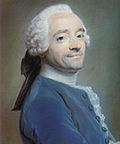 Maurice Quentin de La Tour Self Portrait 1764