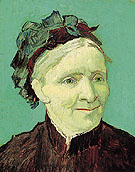 Vincent van Gogh Portrait of the Artists Mother 1888