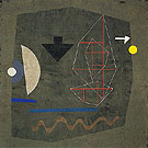 Possibilities at Sea 1932 - Paul Klee