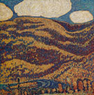 Marsden Hartley Carnival of Autumn 1908