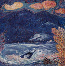 Marsden Hartley The Ice Hole Maine c1908
