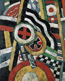 Marsden Hartley Painting No5 c1914