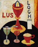 Marsden Hartley Handsome Drinks c1916