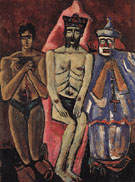 Marsden Hartley Three Friends 1941