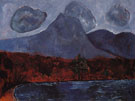 Mount Katahdin 1942 - Marsden Hartley