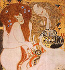Beethoven Frieze 1902 - Gustav Klimt