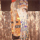 Three Ages of Woman - Gustav Klimt