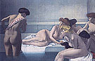 Felix Vallotton The Turkish Bath 1907