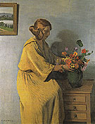 Felix Vallotton The Bouquet 1922
