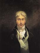 Joseph Mallord William Turner Self Portrait c1799