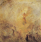 The Angel Standing in the Sun 1846 - Joseph Mallord William Turner