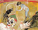 Circus 1906 - Natalia Gontcharova