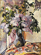 Lilac 1906 - Natalia Gontcharova