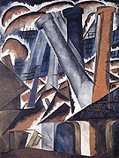 Natalia Gontcharova Factory 1912