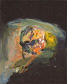 George Baselitz Head 1960