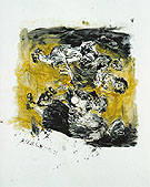 George Baselitz Letter from the Front 1999