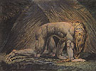 Nebuchadnezzar 1795 - William Blake
