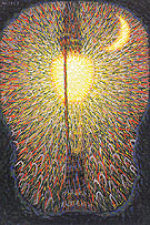 Giacomo Balla Street Light 1909
