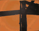 Franz Kline Special Commission Orange