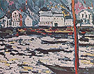 Reflections of Sunlight 1907 - Maurice de Vlaminck