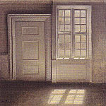 HAMMERSHOI, Vilhelm