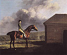 George Stubbs Otho with John Larkin Up 1768