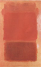 Four Reds 1957 - Mark Rothko