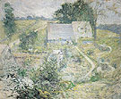 From the Upper Terrace c1890 - John Henry Twachtman