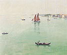 Albert Marquet Reproduction oil painting of La Lagune a Venise 1936