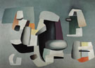 Jean Helion Blue Spaces 1936