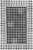 Victor Vasarely Bitlinko 1956