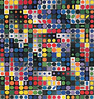 Victor Vasarely Orion MC 1964