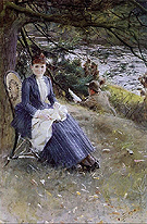 Anders Zorn In Scotland