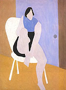 Milton Avery Sally 1946