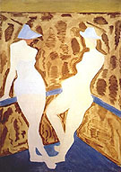 Milton Avery Two Figures 1960