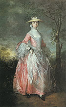 Thomas Gainsborough Mary Countess Howe c1763