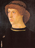 Giovanni Bellini Portrait of Joerg Fugger 1474