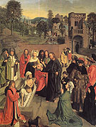 The Raising of Lazarus - Geertgen tot Sint Jans