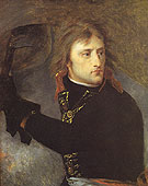 Antoine Jean Gros Bonaparte on the Bridge at Ancola on 17 November 1796