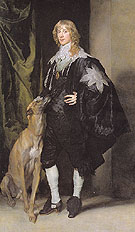 James Stuart Duke of Richmond and Cennox - Van Dyck