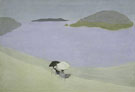 Sea Gazers 1956 - Milton Avery