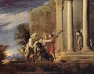 The Healing of Tobit 1620 - Domenico Fetti