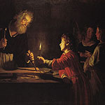 HONTHORST, Gerrit van