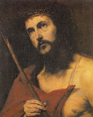 Christ in the Crown of Thorns - Jusepe de Ribera reproduction oil painting