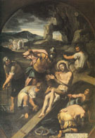 Christ Nailed to the Cross 1582 - Francisco Ribalta