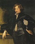 Self Portrait 1620 - Van Dyck