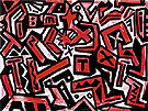 A R Penck Rock Emotion