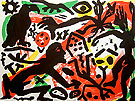 A R Penck The Situation